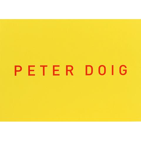 「【現代アート】画家の中の画家ピーター・ドイグ展」のアイキャッチ画像