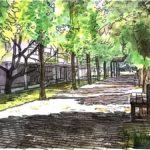 【初心者向け】東京藝大日本画科出身の作家が教える風景画を描くポイント7選