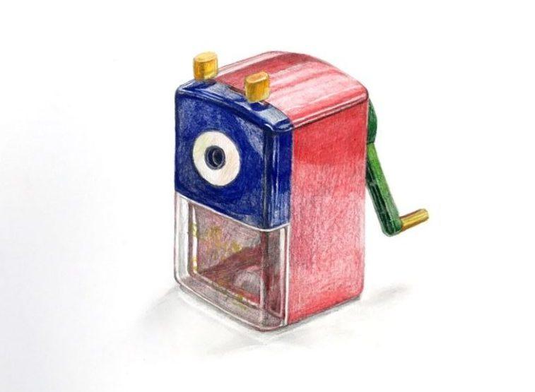 「【脱初心者】東京藝大日本画科卒が教える【正しい色鉛筆デッサン】の方法」のアイキャッチ画像