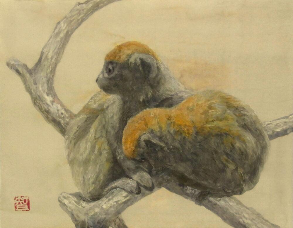 「【はじめの一歩】東京藝大日本画科卒が教える「日本画」の始め方」のアイキャッチ画像